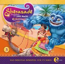 CD * SHERAZADE - GESCHICHTEN AUS 1001 NACHT - FOLGE 3 # NEU OVP &