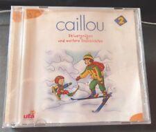 Toggolino - Caillou 2 : Skivergnügen und weitere Geschichten CD
