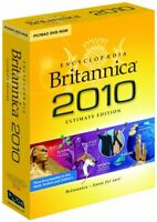 Encyclopedia Britannica 2010: Ultimate Edition (PC/MAC DVD-Rom)