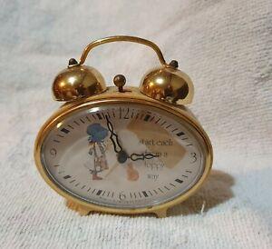 Vintage Holly Hobbie Alarm Clock