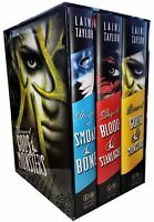 The Daughters of Smoke and Bone Trilogy 3 Collection Books Box Set Laini Taylor