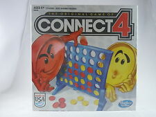 Hasbro Connect 4 Game.  New Sealed! Made in USA!