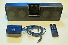 Logitech MM50 iPod and AUX Speaker Dock w/ Remote FREE SHIPPING