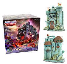 Masters of the Universe MOTU Classics He-Man Castle Grayskull Mattel Boxed HUGE