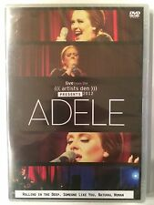 Adele 'Live From The Artists Den 2012' DVD (2014) Import Brand New Sealed - Rare