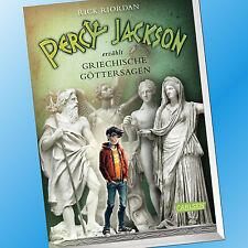 RICK RIORDAN | PERCY JACKSON erzählt GRIECHISCHE GÖTTERSAGEN | Sagen (Buch)