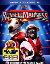 -NEW- Russell Madness (Blu Ray / DVD)