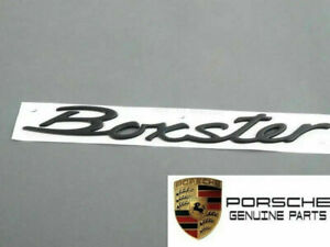 For 2001-2004 Porsche Boxster Trunk Switch Genuine 95571KT 2002 2003 Front Lid