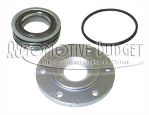 "A/C Compressor Shaft Seal Kit for York & Tecumseh w/(6) 7/32"" Bolt Holes - NEW"