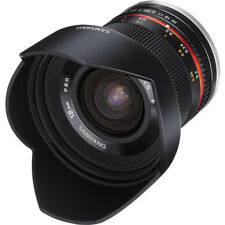 SAMYANG 12MM F2 LENS FOR SONY E MOUNT