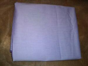 Lavender Stretch Poplin Fabric 4 Yds