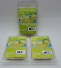 PERFECT MARGARITA Wax Melts American Home by YANKEE CANDLE Lot of 3 Packs New