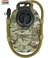 BTP CAMO TACTICAL MOLLE AQUA BLADDER POUCH WITH 1.5 LITRE HYDRATION BLADDER
