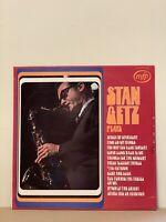 """STAN GETZ  Stan Getz Plays  Vinyl LP 12""""  (LP311)"""