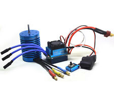 F540 3650 10T 3930KV Brushless Motor 60A ESC for 1/10 1/12 Drift RC Racing Car