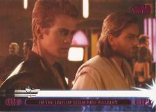 """Star Wars Jedi Legacy - Magenta Parallel Card 27A """"Searches the Coruscant Bar"""""""