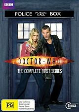 Doctor Who : Series 1 (DVD, 2011, 5-Disc Set) Genuine & unSealed (D116)