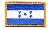 HONDURAS HONDURAN FLAG PATCHES backpack PATCH BADGE IRON ON NEW EMBROIDERED