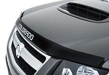 Holden RC Colorado SMOKED BONNET PROTECTOR Single, Space & Crew Cab GM BRAND NEW