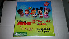 Disney Junior Scrabble Junior NEW SEALED