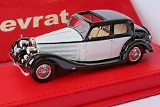 Bugatti T57 Galibier Vanvooren #57414 version origine  1/43 EVRAT EVR217