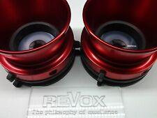 Genuine Revox NAB adapter - HUB Original With  Aluminum Trumpets ++ MINT++