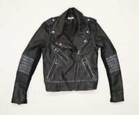 Divided by H&M Womens Black   Biker Jacket Size 4