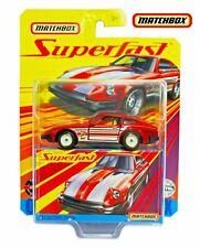 Matchbox 2020 SuperFast D Case 82 Datsun 280ZX