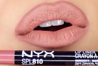 NYX Slim Lip Liner Pencil NATURAL SPL810 Full Size