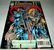 The Punisher -War Journal, Changing The Guard- Vol 1 No. 74 Jan 1995  (Ref1/19)