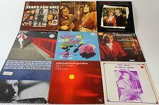 Schallplattenkonvolut: Richard Clyderman Gene Krupa Betty Legler LP Vinyl LPK67