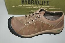 NEW Women's Keen Presidio #1007737 Size 6.5 Medium Brown Leather Casual Shoe