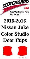 3M Scotchgard Paint Protection Film Pro Series Fit 2016 Nissan Juke Color Studio