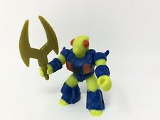 Battle Beasts.Hasbro Series 2,#34 Chameleon Weapon & Working Rub (Wood)