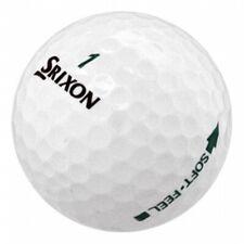 36 Near Mint Srixon Soft Feel Golf Balls - FREE SHIPPING