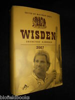 Wisden Cricketers' Almanack 2007 by Matthew Engel (Hardback) Cricket Ref, Near F