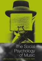 The Social Psychology of Music North Hargreaves