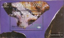 Indonesia block127 mint never hinged mnh 1998 Stamp Exhibition