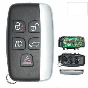 Remote Key Fob 433MHz for Land Rover LR2 LR4 2012-2017,Range Rover Evoque Sport