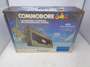 Commodore 64 Computer with 1541 Floppy Disk Drive