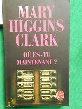 OU ES TU MAINTENANT MARY HIGGINS CLARK POLAR 2010 POCHE N°31636