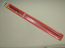 """Extra long 400mm/ 16"""" HSS drill for wood & metal 6mm diameter, made in Germany"""