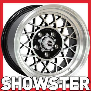 "15x8 15x10 15"" Hotwire wheels for Holden HQ HJ HX HZ WB Monaro Sandman"