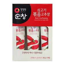 Korean Red Pepper Paste Tube 180g/6.35oz Roasted Beef Gochujang Hot Chili Sauce