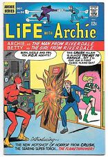 Life with Archie #56 (1966; vf 8.0) guide value: $28.00 (£22.00)