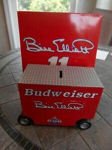 #11 Bill Elliott Budweiser 1994 pit wagon one of 2,500 Action Platinum