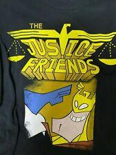 Shirtpunch Justice Friends shirt 2XL XXL from Dexter's Laboratory