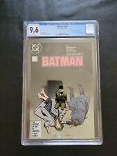 Batman #404 CGC 9.6