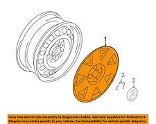 MITSUBISHI OEM 06-07 Lancer Wheel Cover-Hub Center Cap MN101587