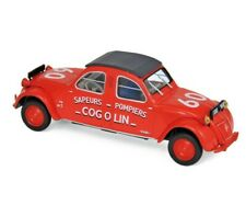 Citroën 2CV 1961 Cogolin Pompiers NOREV